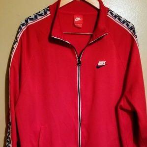 Nike Sportswear AM Taped Track Jacket Mens
